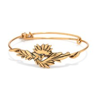 Alex and Ani Phoenix Wrap - Russian Gold