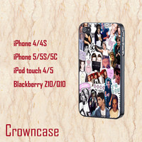 ipod 5 case,ipod 4 case,iphone 5s case,iphone 5c case,iphone 5 case,iphone 4 case,z10 case,blackberry q10 case--one direction,in plastic.