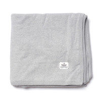 Midweight Twill Terry Blanket H.Grey - Default Title