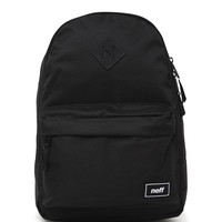 Neff Scholar School Backpack - Womens Backpack - Black - One