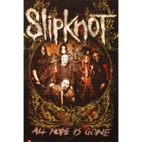Slipknot Group Domestic Poster - Slipknot - S - Artists/Groups - Rockabilia