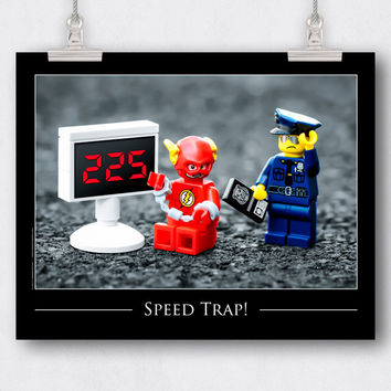 Police Speed Trap!