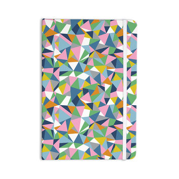 """Project M """"Abstraction Pink"""" Rainbow Abstract Everything Notebook"""