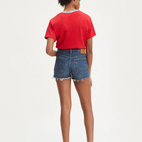 501® High Rise Shorts - Medium Wash | Levi's® US