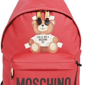 Moschino Large Fantasy Bear Backpack | Nordstrom