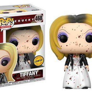 Funko Pop! Movies: Horror Bride of Chucky Tiffany limited chase Edition