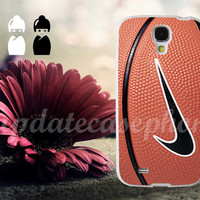 Nike Basketball Logo - Photo Print for iPhone 4/4s, iPhone 5/5S/5C, Samsung S3 i9300, Samsung S4 i9500 Hard Case