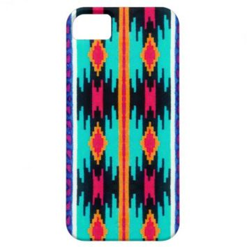 Aztec Hipster Indie Print iPhone 5 Case from Zazzle.com
