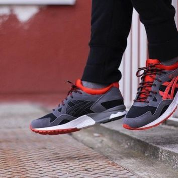 Asics Gel Lyte V Black/Orange