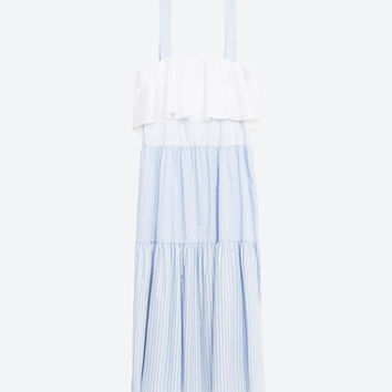 PATCHWORK STUDIO DRESS - View All-DRESSES-WOMAN | ZARA Ireland