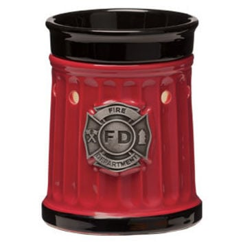 Firefighter Full-Size Scentsy Warmer PREMIUM