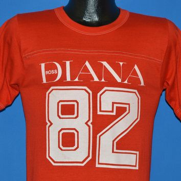 80s Diana Ross 1982 Tour Deadstock t-shirt Small