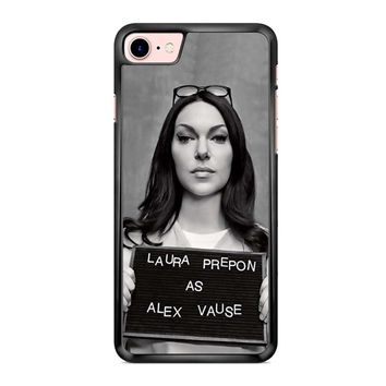 Orange Is The New Black Alex Vause 1 iPhone 7 Case