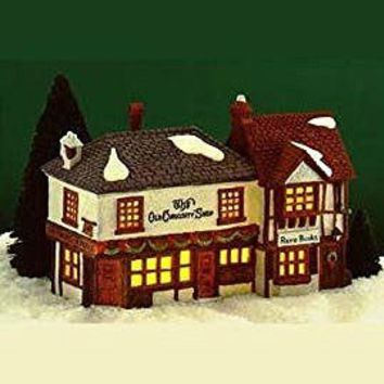 Dept. 56 Dickens' Village Series Dudden Cross Church