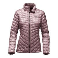 The North Face Thermoball Full Zip Jacket for Women in Quail Grey NF00CTL4-HCV