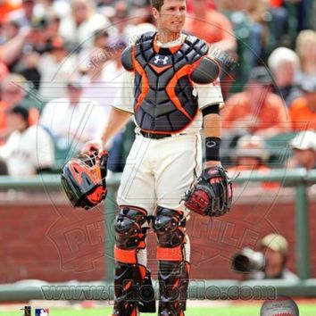 San Francisco Giants - Buster Posey Photo