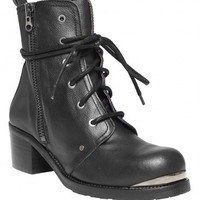 Dani Combat Boot - What's New | GYPSY WARRIOR