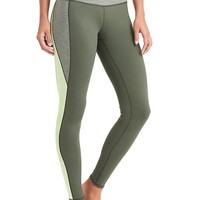 Athleta Womens Colorblock Revelation Tight