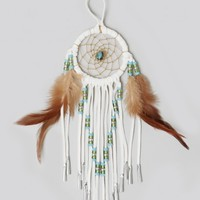 Landslide Leather Dreamcatcher