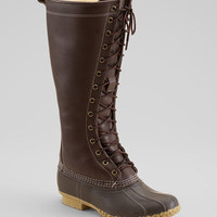 Shearling-Lined L.L.Bean Signature Boot: FOOTWEAR | Free Shipping at L.L.Bean Signature
