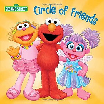 Circle of Friends Sesame Street Board Books BRDBK
