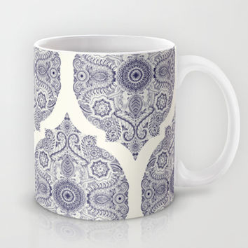 Explorations in Ink & Symmetry Mug by Micklyn