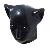 LMJMASK Latex cat mask fetish