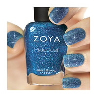 Zoya PixieDust Nail Polish in Liberty ZP681