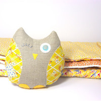FREE Shipping//// Yellow Baby Boy or Girl Tie by PlatoSquirrel