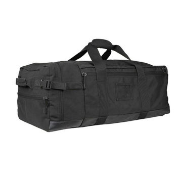 Colossus Duffle Bag - Color: Black