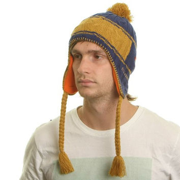 Billabong Session Beanie - Blue