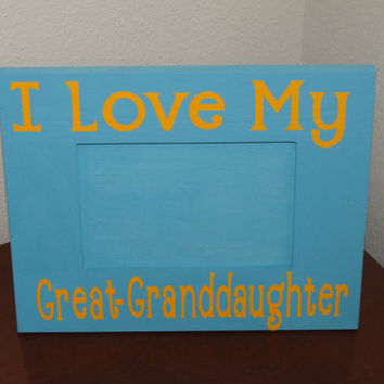 Personalized Picture Frame: Grandparents/Parents Picture Frame