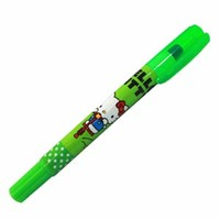 Hello Kitty Marker Pen -- Neon Green