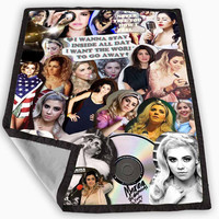 Marina and the Diamonds Blanket for Kids Blanket, Fleece Blanket Cute and Awesome Blanket for your bedding, Blanket fleece **