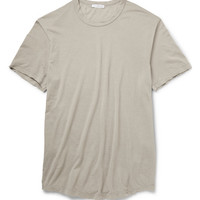 James Perse - Crew Neck Cotton-Jersey T-Shirt | MR PORTER