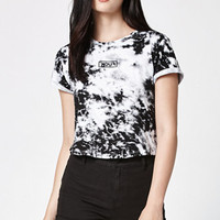 LA Hearts Kcuf Tie-Dye Rolled Short Sleeve T-Shirt at PacSun.com