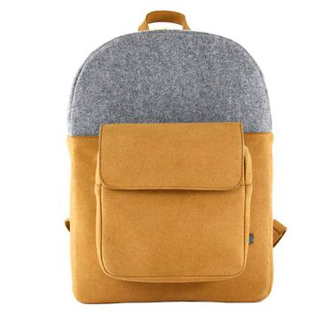 MONOQI | Frank Backpack - Grey