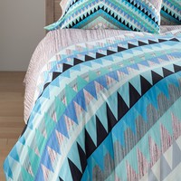 DENY Designs 'Iveta Abolina - Tide' Duvet Cover Set,