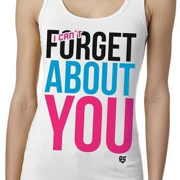 I Can't Forget About You Tank | R5 Rocks