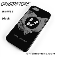 Twenty One Of Pilots Album Cover For Iphone 5 Iphone 5S Case UY