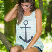 Anchor Swim Tank, Aqua