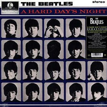 Beatles - A Hard Day's Night Remastered LP Vinyl NEW