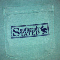 Southernly Stated – Full Steam Ahead Tee | Southern Class Clothiers - Southern Class Clothing