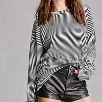 Private Academy Striped Top
