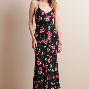 Shade Of Day Floral Maxi Dress By Somedays Lovin