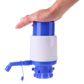 Portable Bottled Drinking Hand Pressure Pump Pressure Water Fountain Outdoor Office Camping Hand Pressure Water Dispenser