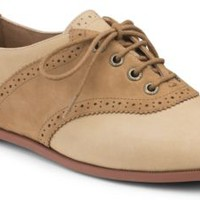 Sperry Top-Sider Taylor Oxford Tan/Brown, Size 5M  Women's Shoes