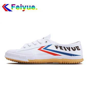 New Casual Unisex Shoes Kungfu Shaolin Shoes Temple of China Fashion and Comfortable Flats Plus Size US 16