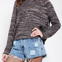 Ecote Sweet Jane Swingy Sweater