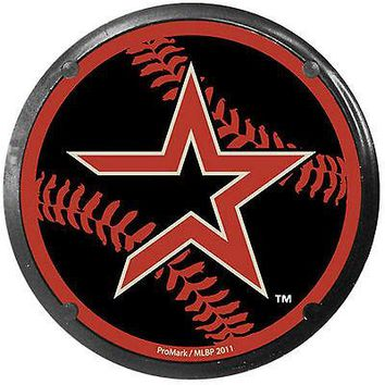 Houston Astros PV Car Coaster Air Freshener Auto Car Truck Baseball